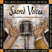 Sacred Voices: An A Cappella Gospel Collection
