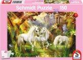 Puzzel Het bos van de Eenhoorns 150 stukjes