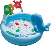 Intex Dolfijn Baby Zwembad 90x53 cm