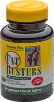 Fat Busters, Nature's Plus, 60 tabletten