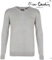 Pierre Cardin V-Hals Pullover Grey