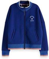 Scotch Rbelle Meisjes truien & vesten Scotch Rbelle Sporty jacket in sweat quality . 164