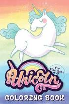 Unicorn Coloring Book for Kids Ages 4-8: The Really Best Relaxing Unicorn Coloring Book with Beautiful unique designs perfect for Kids Ages 4-8