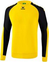Erima Essential Sweater - Sweaters  - geel - 2XL