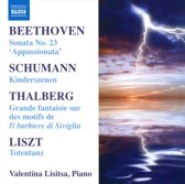 Beethoven/Schumann - Lisitsa
