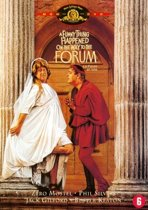 Funny Thing Happened On The Way To The Forum (dvd)