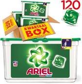 Ariel Excel Tabs Original - Kwartaalbox 120 wasbeurten - Wasmiddel