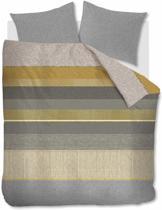 Beddinghouse Bodhi - Dekbedovertrek - Lits-jumeaux - 240x200/220cm - Geel