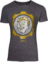 Fallout - Vault Boy Vintage Men's T-shirt - M