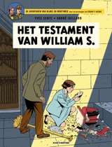 Blake en Mortimer 24. Het testament van William S.