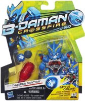 B-Daman Crossfire - Lightning Dracyan