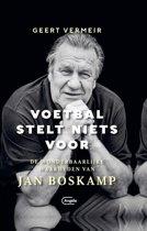 Boek cover Voetbal stelt niets voor van Vermeir Geert (Paperback)