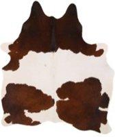 koeienhuid bruin wit