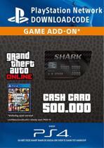 GTA V 500.000 GTA dollars - Bull Shark (NL)