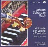 6 Sonate Per Violino E Cembalo