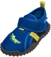 Playshoes UV waterschoenen Kinderen -  Krokodil - Blauw/Groen - Maat 22/23