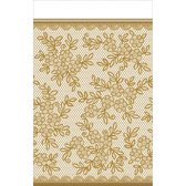 Tabelcover Delicate Lace plastic 137 x 259 cm