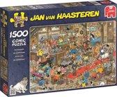 Jan van Haasteren De Hondenshow - Puzzel 1500 stukjes
