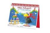 Kleiner Rabe Socke: Alles Advent! Das Aufstell-Adventskalenderbuch vom kleinen Raben Socke