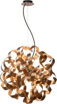 Lucide Atoma - Hanglamp - Koper