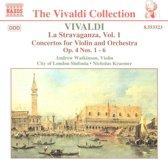 Vivaldi: La Stravaganza Vol 1 / Watkinson, Kraemer, et al