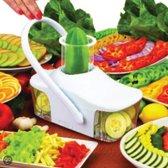 Snij-o-matic Snijmachine Matic Vaatwasserbestendig - Ideaal voor fruit en groenten