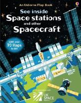 See Inside Space Stations and Other Spacecraft