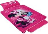 Disney Slaapdeken Minnie Mouse 120 X 55 Cm Roze