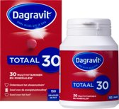 Dagravit Totaal 30 - 150 Tabletten - Multivitamine