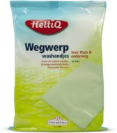 HeltiQ Wegwerpwashandjes 15x23cm