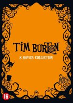 Tim Burton - 8 Movies Collection