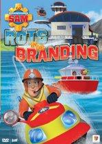 Brandweerman Sam - Seizoen 9 Deel 5 : Rots In De Branding