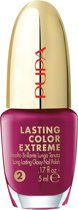 Pupa Lasting Color Extreme Nail Polish 022 Red Berry