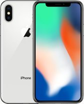 Apple iPhone X 5.8'' Single SIM 4G 256GB Zilver