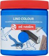 Talens Art Creation linoverf 250ml - Blauw - linoleum - blockprint