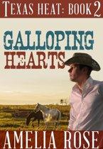 Galloping Hearts (Texas Heat: Book 2)
