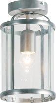 Steinhauer Pimpernel - Plafondlamp - 1 lichts - Staal - ø 16 cm