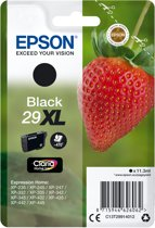 Singlepack Black 29XL Claria Home Ink