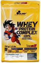 Olimp Whey Protein Complex 100% - LIMITED EDITION Witte Chocolade/Framboos (700g)