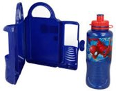 Spider man lunchbox en drinkbeker