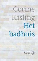 Boek cover Het badhuis van Corine Kisling