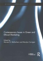 Contemporary Issues in Green and Ethical Marketing