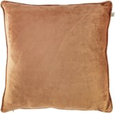 Dutch Decor Velvet - Sierkussenhoes - 45x45 cm - Koper