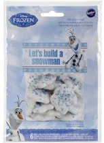 Wilton Frozen Treat Bag kit 6 stuks