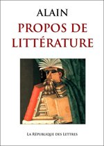 Propos de littérature