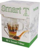 Smart T Filter Non Drip - Wit - Papier - 50 stuks