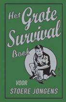 Het grote survival boek voor stoere jongens