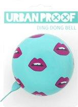 URBAN PROOF Ding Dong - Fietsbel - 80 mm - Lippen