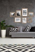 Fotolijst - Henzo - Driftwood - Lifestyle Wall set - 7 lijsten - Bruin