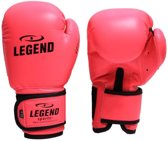 Legend Bokshandschoenen Junior Roze Maat 4